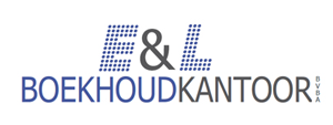 é&l boekhoudkantoor logo